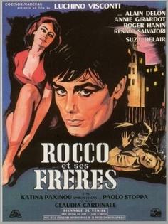Rocco e Seus Irmãos - Poster