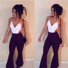 Look sensacional 😻 Da noite ✨ Boa noite meninas 🌷 🎀 Sexy Outfits, Clubbing Outfits, Casual Outfits, Cute Outfits, Fashion Outfits, Womens Fashion, Fashion Trends, Moda Chic, Look Fashion