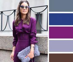 Cómo me veo: Combinación de colores en tu ropa