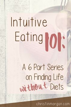 A FREE WORKSHOP series to release women from the restraints of constant dieting.  Join us, girl!  We're waiting for you!!