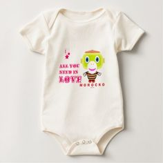 Organic Baby Bodysuit For The Environment Friendly - shower gifts diy customize creative