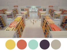 Wes Anderson Color Palettes Tumblr #StruckGold