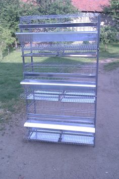 Quail Coop, Chicken Incubator, Chicken Cages, Outdoor Furniture, Outdoor Decor, Wire, Pictures, Large Sheds, Chicken