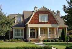 Rockwell House - Mitchell Ginn | Southern Living House Plans