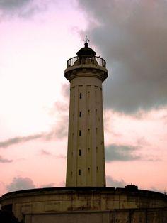 Chasing lighthouses, Pondicherry, India