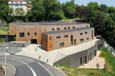 Sticky Fingers cultural centre in Lyon by Rue Royale Architectes