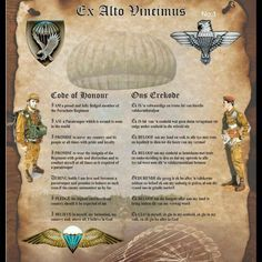 Parachute Regiment, Paratrooper, Military Service, Special Forces, War, African, Posters, Group, History