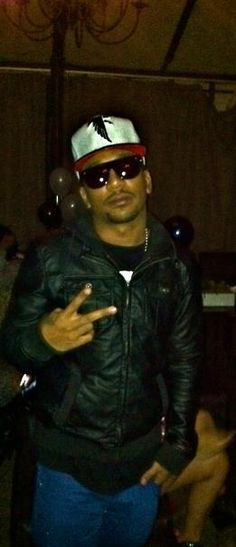 Rapper: Cyhi The Prynce in the Caravagio Black Gloss 'Visionario' Sunglasses