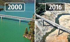 O antes e depois da Terra: 15 imagens mostram mudanças ambientais no planeta