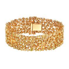 Yellow diamonds are shining bright this holiday season