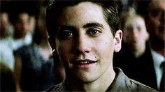 Jake Gyllenhaal in October Sky