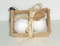 Eucalyptus Peppermint Bath Bomb Gift Set Cold flu remedy Foot SPA Christmas Box