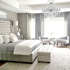 Bedroom Ideas Peaceful white and grey bedroom ideas – transforming your boring room into