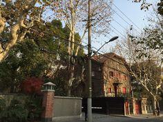 A walk in Sinan road