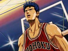 by Takehiko Inoue. Street Basketball, Basketball Funny, Basketball Jersey, Basketball Teams, Basketball Anime, Basketball Bedroom, Manga Art, Manga Anime, Slam Dunk Anime