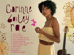Corrine Bailey Rae.