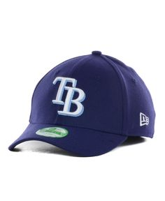 best service 9c360 9d677 New Era Tampa Bay Rays Team Classic 39THIRTY Kids  Cap or Toddlers  Cap Rays