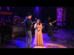 """▶ Loretta Lynn and Trace Adkins - """"Lead Me On"""" Live at the Grand Ole Opry - YouTube"""