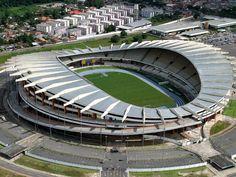 Mangueirão Stadium -Paysandu, Brasil