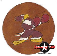 Photo by Jim Harley Cartoon Styles, Cartoon Art, Hen Chicken, Pinstriping, Nose Art, Military Art, Military Aircraft, Easy Drawings, Ww2