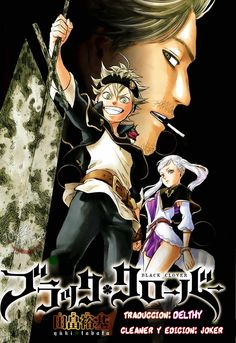 Manga Black Clover Capítulo 13 Página 1