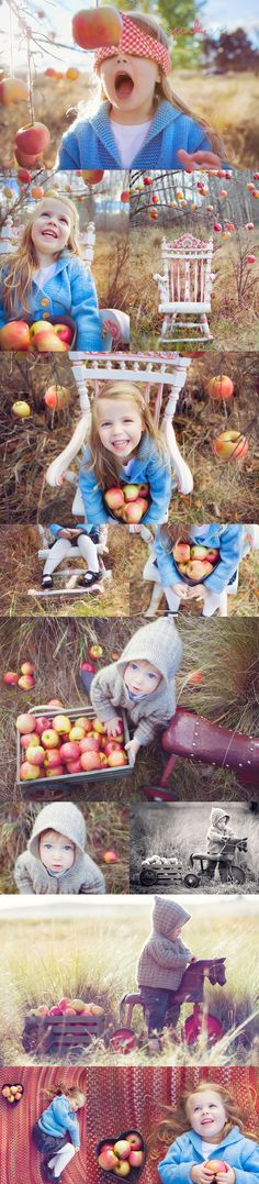 who wants to go apple picking for their portrait session this fall? :0)