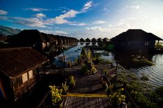 Myanmar Treasure Resort, Inle