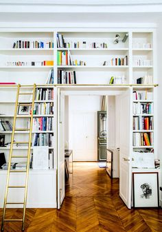 gaia repossi's apartment- vogue