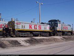 RailPictures.Net Photo: KCS 4256 Kansas City Southern Railway Slug at East Saint Louis, Illinois by railtrekker