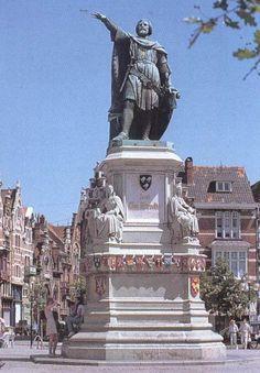 Jacob Van Artevelde. Gent