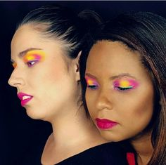 Maquillaje contraste pieles