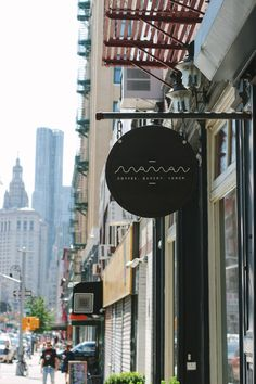 Jacqueline Clair visits Maman, a cafe and bakery in Soho, on York Avenue blog.