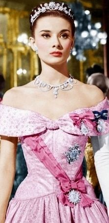 Roman Holiday- Audrey Hepburn!