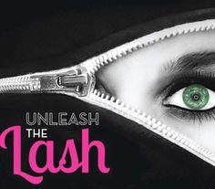 unleash the lash LashLoveSociety.com