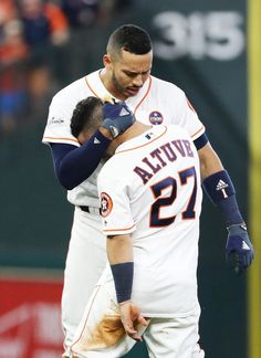 Houston Astros News: October 2017 - The Crawfish Boxesclockmenumore-arrownoyesHorizontal - WhiteHorizontal - WhiteStubhub LogoHorizontal - White : Houston Astros news and notes from around the league for Monday, October Clemson Baseball, Twins Baseball, Fantasy Football Funny, Fantasy Baseball, Astros World Series, Mlb Postseason, Houston Texans, Dallas Cowboys, American League