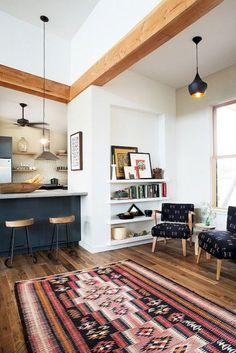 Modern Mid Century Kitchen Remodel & Decor Ideas (68)