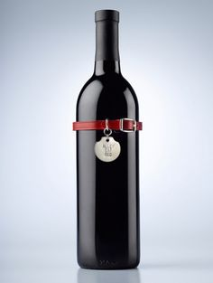 wine bottle design is everywhere!!! but THIS i like.