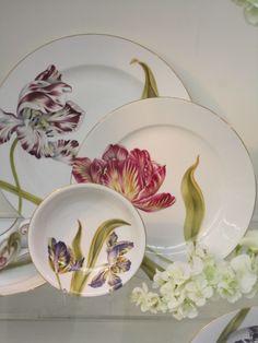 Asprey Tulip Dinnerware