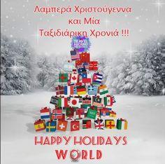 "Christmas Holiday around the World ¨˜""°º★ Holidays Around The World, Around The Worlds, Advent Calendar, Christmas Holidays, Holiday Decor, Christmas Vacation, Advent Calenders"