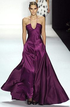 bill blass - for that day I get invited to the met gala nbd ....