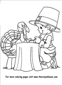 kansas state thanksgiving coloring pages - photo#5