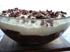 Food And Drink, Pudding, Recipes, Custard Pudding, Puddings, Ripped Recipes, Avocado Pudding, Cooking Recipes