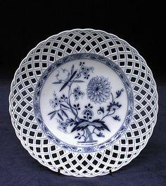 Dessert plate, ca. 1780 / Royal Porcelain Manufactory, Berlin