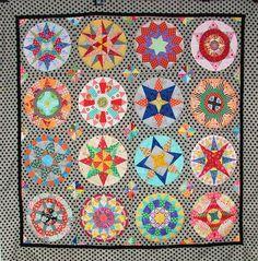 Camelot. Pattern by Trish Harper