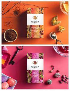 TheBestPackaging.ru – Niktea – чай от Острова Свободы