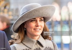 Catherine, Duchess of Cambridge attends the Commonwealth Observance Day Service on March 14, 2016 in London, United Kingdom. The service is the largest annual inter-faith gathering in the United Kingdom and will celebrate the Queen's 90th birthday. Kofi Annan and Ellie Goulding will take part in the service.  (Photo by Mark Cuthbert/UK Press via Getty Images)