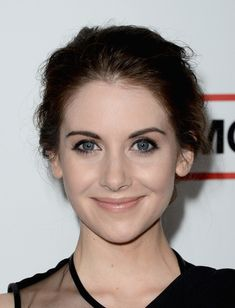 Alison Brie is so cute