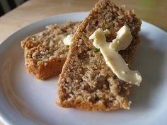 Sunflower Zucchini Bread (1,000 Vegan Recipes)