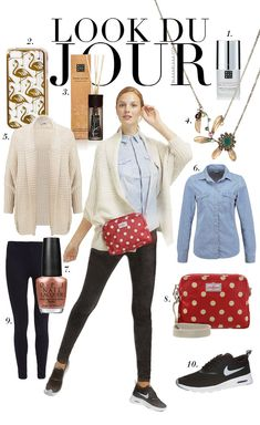 Look Du Jour: Love is in the Air!