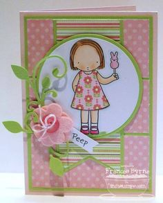 One of My Favorite Peep by StampOwl - Cards and Paper Crafts at Splitcoaststampers